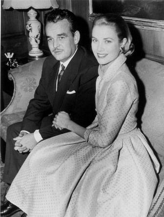 Rainier III, Prince of Monaco -and grace kelly