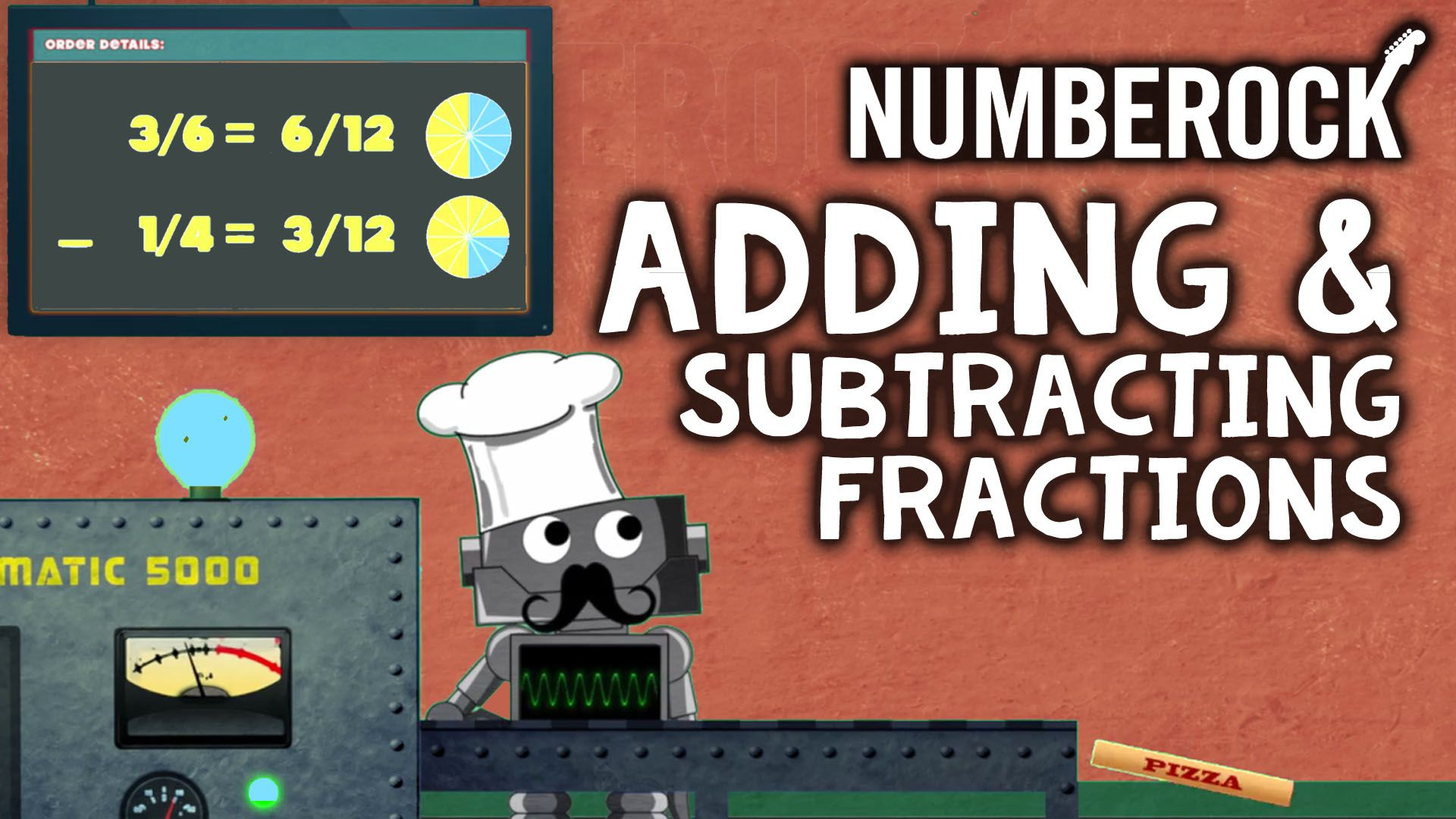 Adding Fractions Amp Subtracting Fractions Video