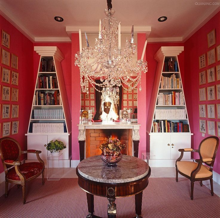 British Apartments: French Apartment Decor, Interior