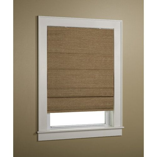 Paper Blinds Walmart Vista Woven Cane Paper Insulated Roman