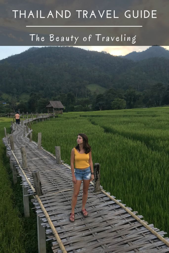 Pai Thailand Travel Guide With Images Thailand Travel Guide