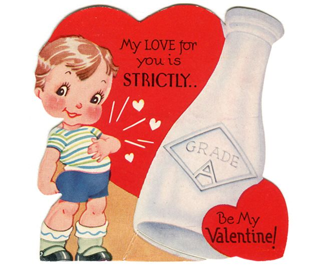 1000 images about Valentines Day – Old Valentines Day Cards