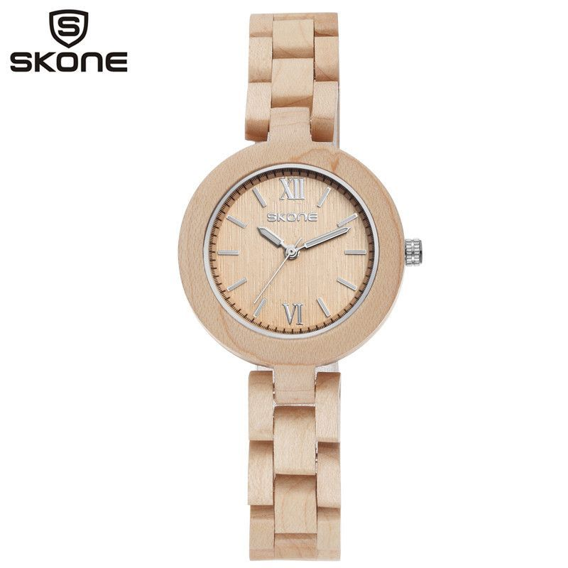 59f03651dbf Smokehouse X Skone Wooden Wristwatch