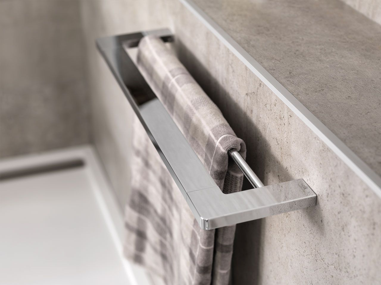 Urban Bathroom Accessories Inspiring Interiors Bathrooms - Porcelanosa bathroom accessories