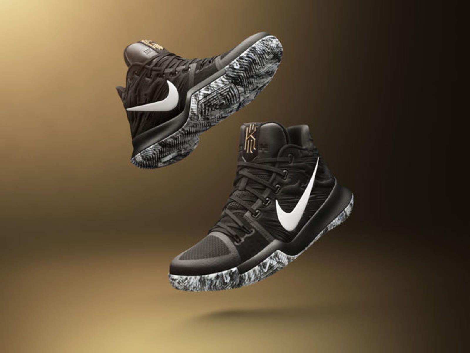 sale retailer 49e4d 64246 Nike Kyrie 3 BHM