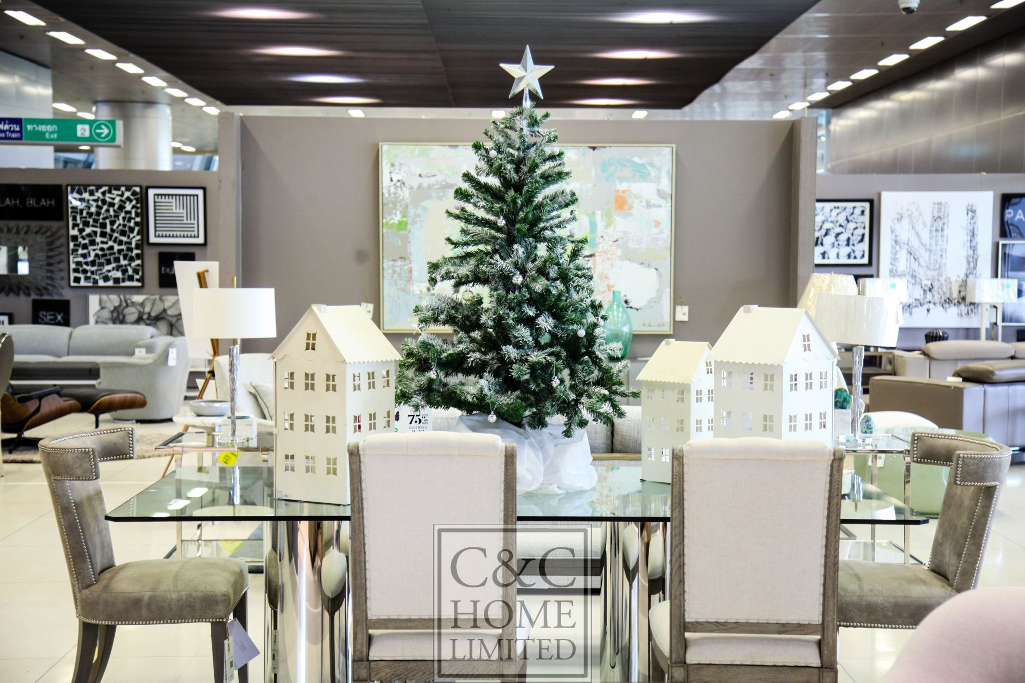 Spend Your Holiday Shopping For Your Upcoming Holidays C&C Home