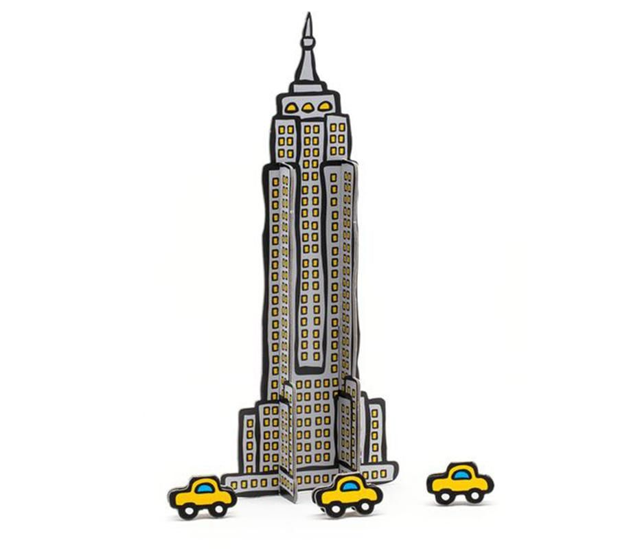 Image result for empire state building cartoon image | Empire ...