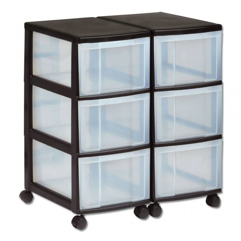 Containersystem W 43519 Regalsysteme Container Rollcontainer