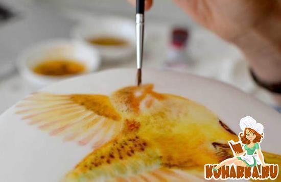 Рисованные торты | Идеи для блюд, Раскраска торта, Десерты