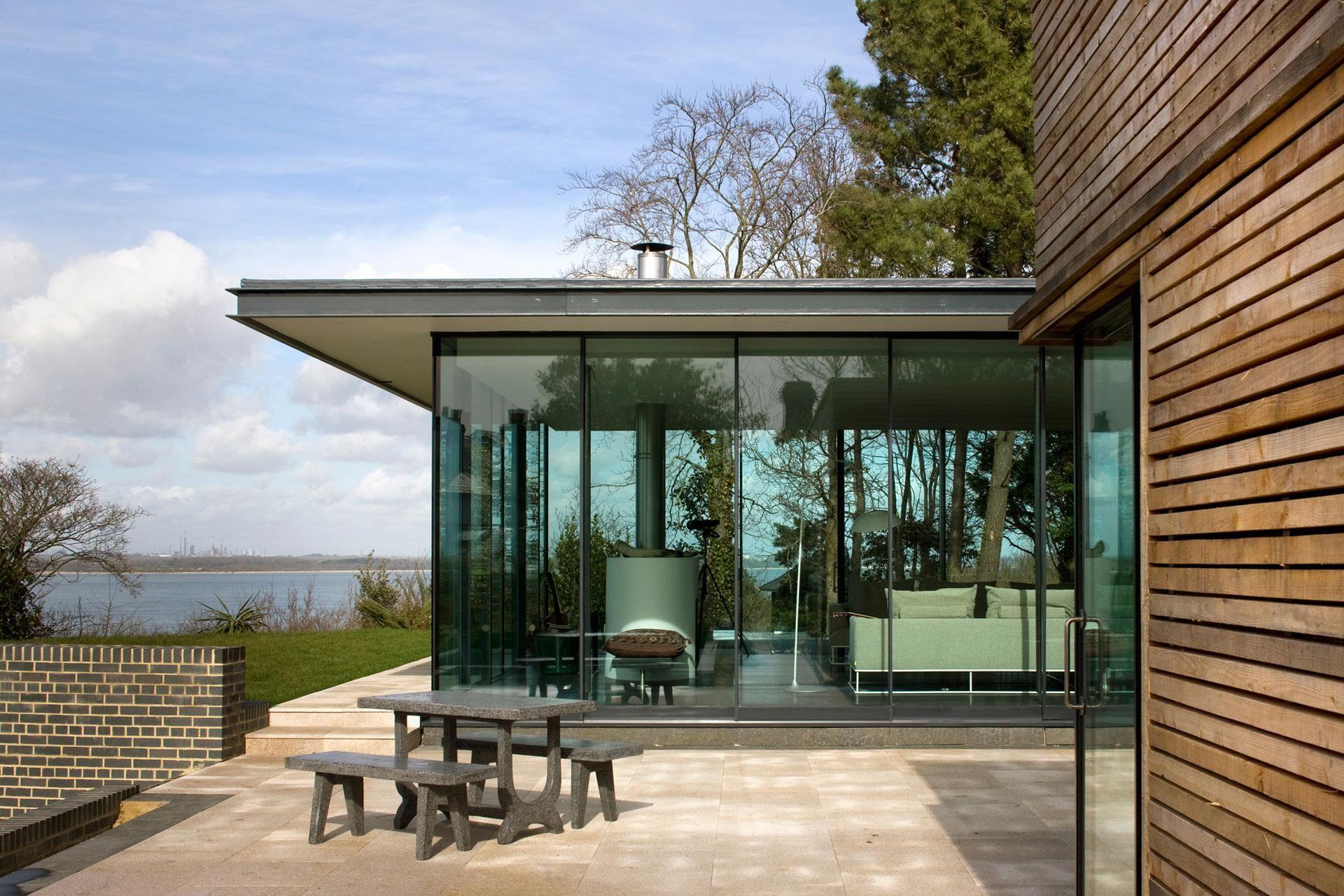 Fineline aluminium sliding doors & Fineline aluminium sliding doors | Honeywill House Moodboard ... pezcame.com