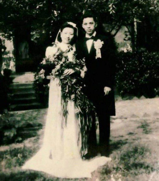 d3a578053cf6 98-Year-Old Couple From China Incredibly Recreated Their Wedding Day 7  Decades Later