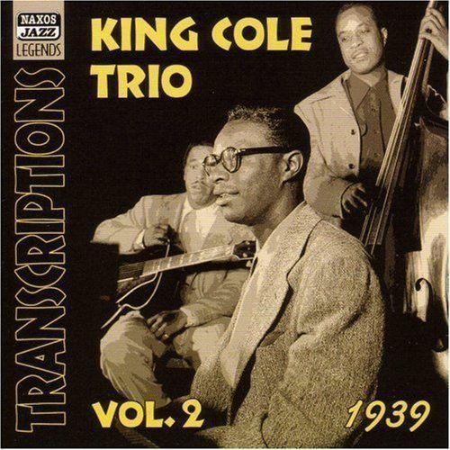 NAT KING COLE AND THE KING COLE TRIO NEW YORK 8x10 SILVER HALIDE PHOTO PRINT