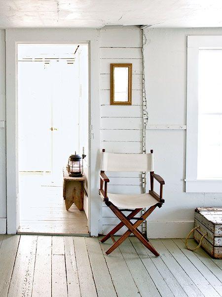 All White Interior Design Of The Homewares Designer Home: An All-white Interior In Wheaton Island, Maine