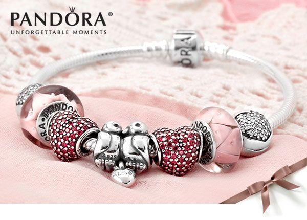 pandora valentines bracelet - Pandora Valentines Bracelet