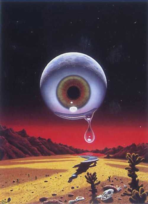 Tears of the cosmos