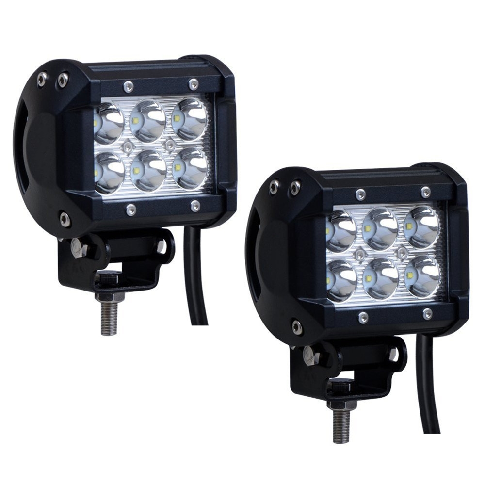 2485 buy here brand new car work lights ourbest 2x 4inch 18w led 2485 buy here brand new car work lights ourbest 2x 4inch 18w led light aloadofball