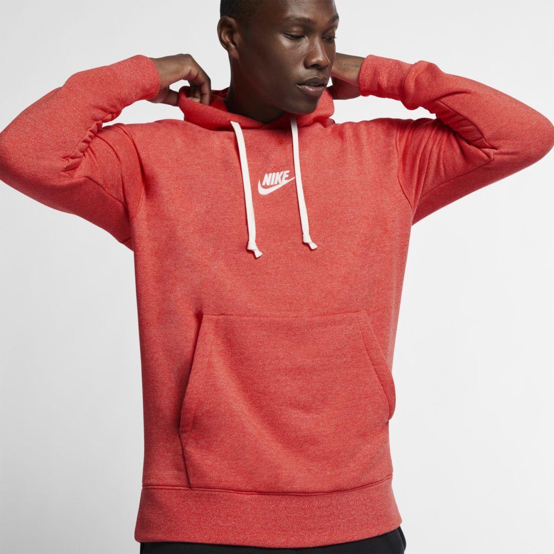 habanero red hoodie