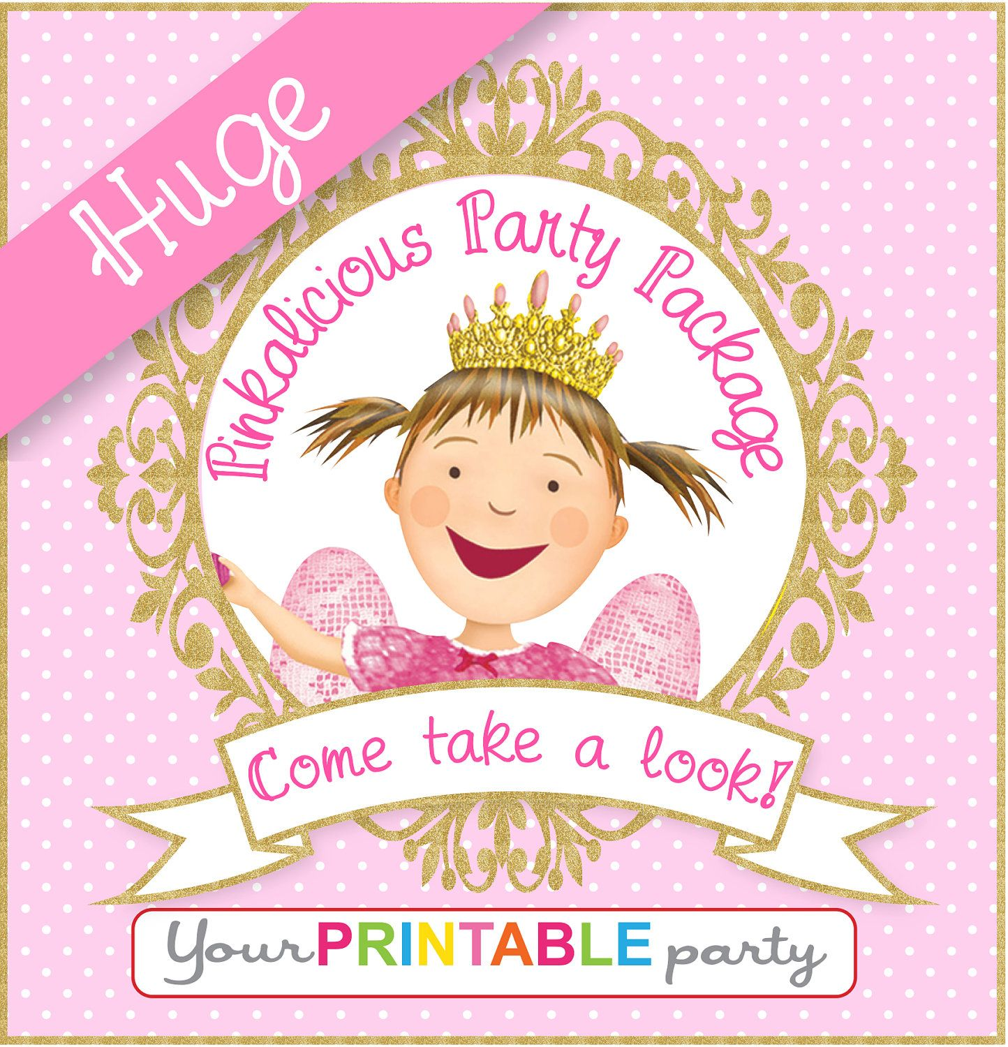 Pinkalicious Party Invitations examples of essay about myself – Pinkalicious Party Invitations