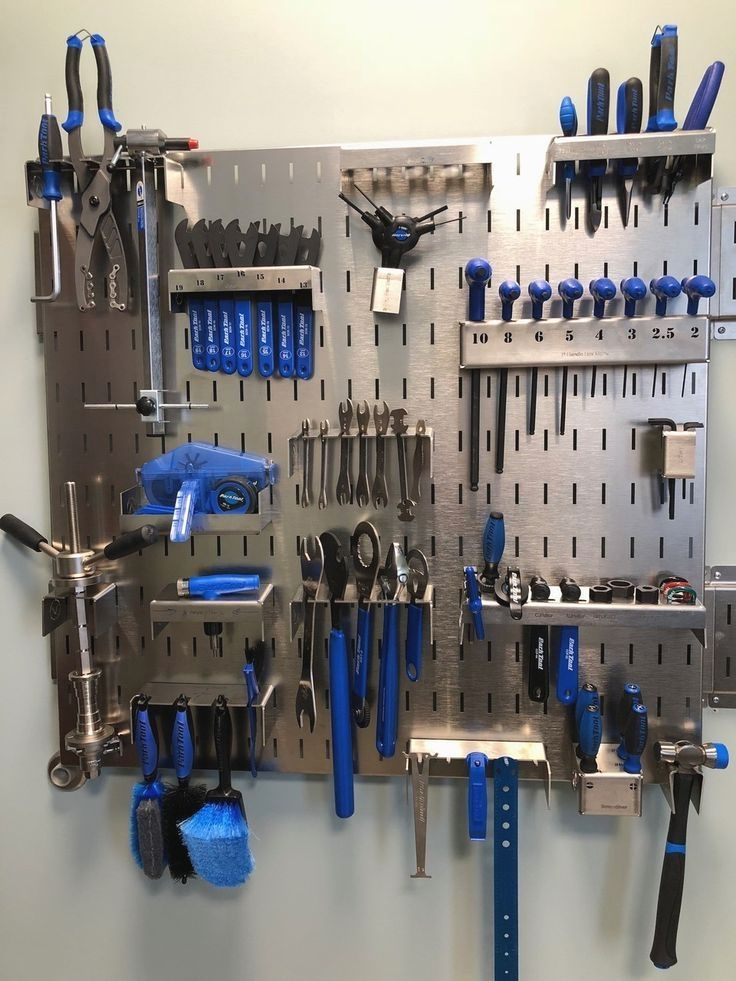 Top Storage Ideas For The Garage Click The Pic For Various Garage Storage Ideas 77322942 Garage Garageorganization Organisation Outillage Maison