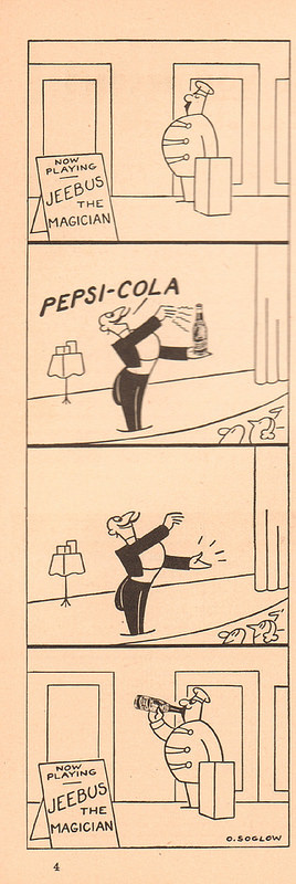 1946 Pepsi-Cola Advertisement Popular Science February 1946 | by SenseiAlan