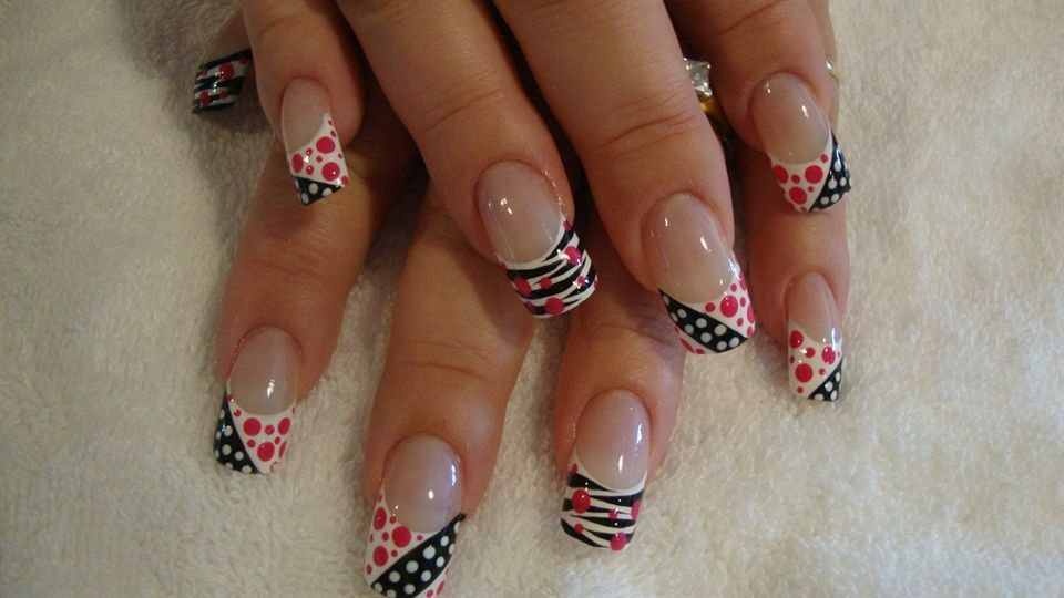 Fun n Funky - Nail Art Gallery | Nails | Pinterest | Funky nail art ...