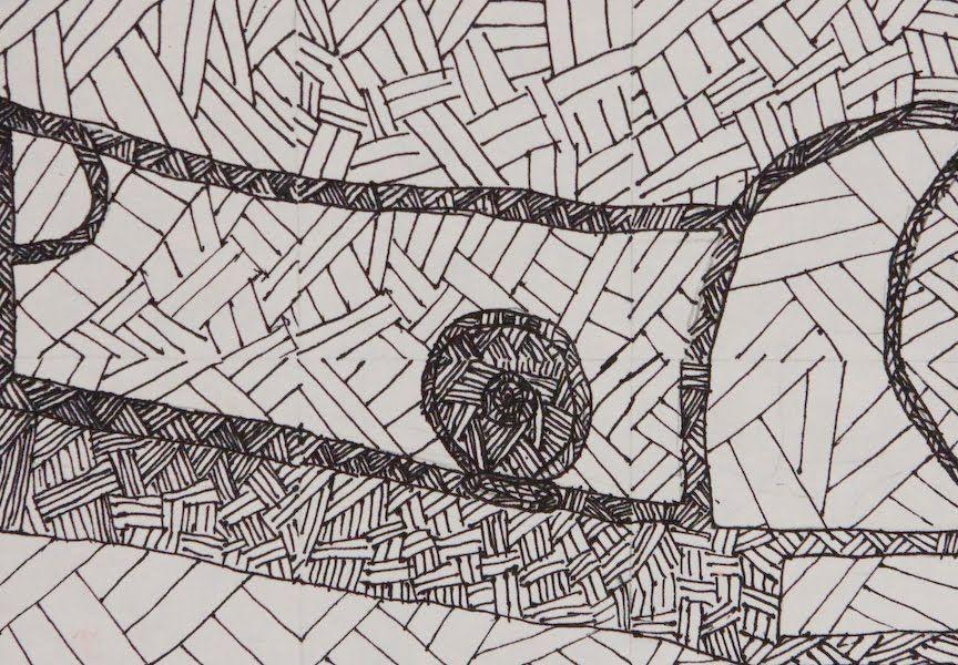 My Art Teacher Portfolio Blog: M.C. Escher Cross-hatching