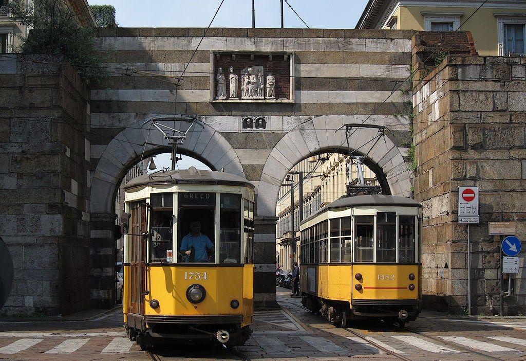 Blogini tapahtumat sijoittuvat vahvasti Milanoon, mutta en ole varsinaisesti…