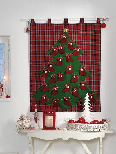 tannenbaum adventskalender n hen adventskalender pinterest. Black Bedroom Furniture Sets. Home Design Ideas