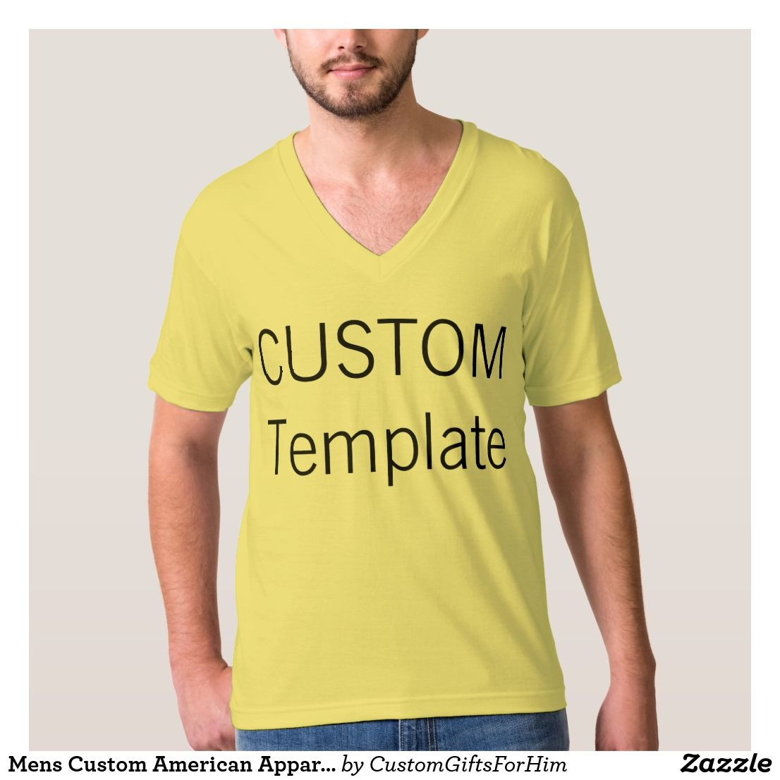 Cute 1 Week Schedule Template Small 18th Invitation Templates Rectangular 2 Fold Brochure Template 2 Page Resume Design Young 2 Page Resume Format For Experienced Soft2 Page Resume Sample Mens Custom American Apparel V Neck T Shirt YELLOW | Custom ..
