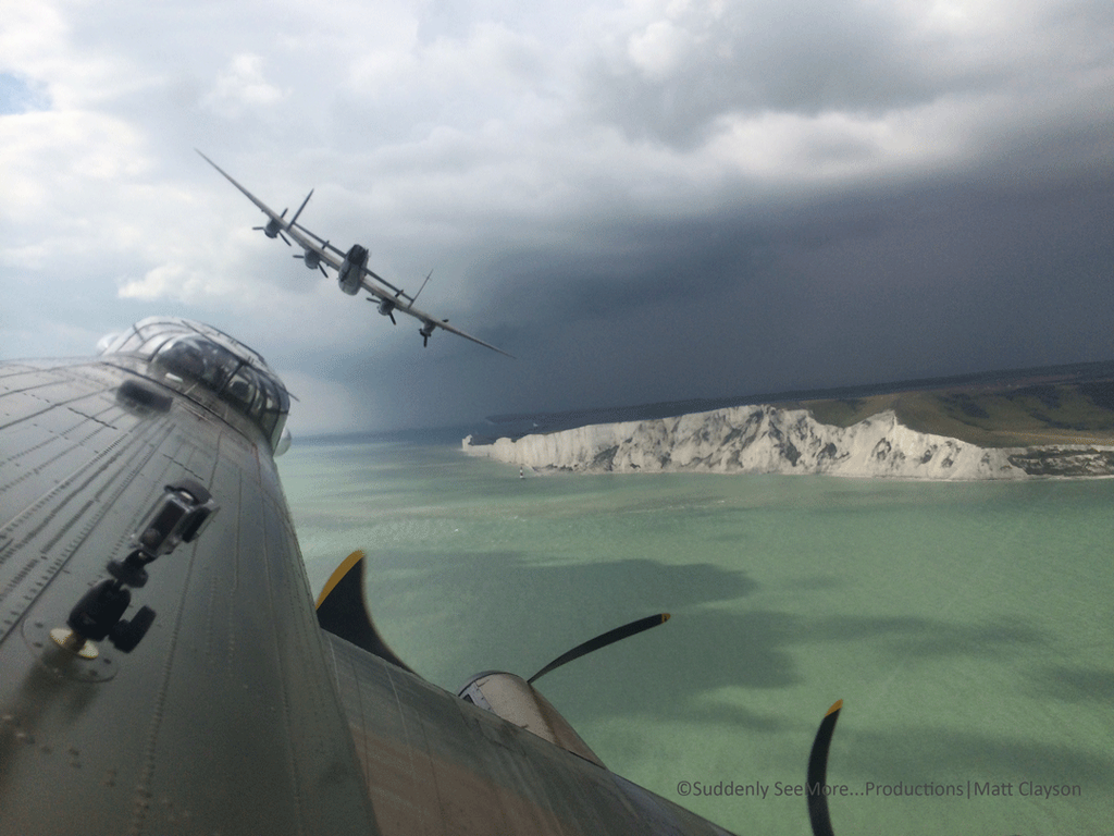 "Suddenly SeeMore on Twitter: ""Our favorite shot from the @CWHM lanc to @RAFBBMF en route to the @EB_Airshow  @LancsBomberAle http://t.co/RHnOGbqBZe"""