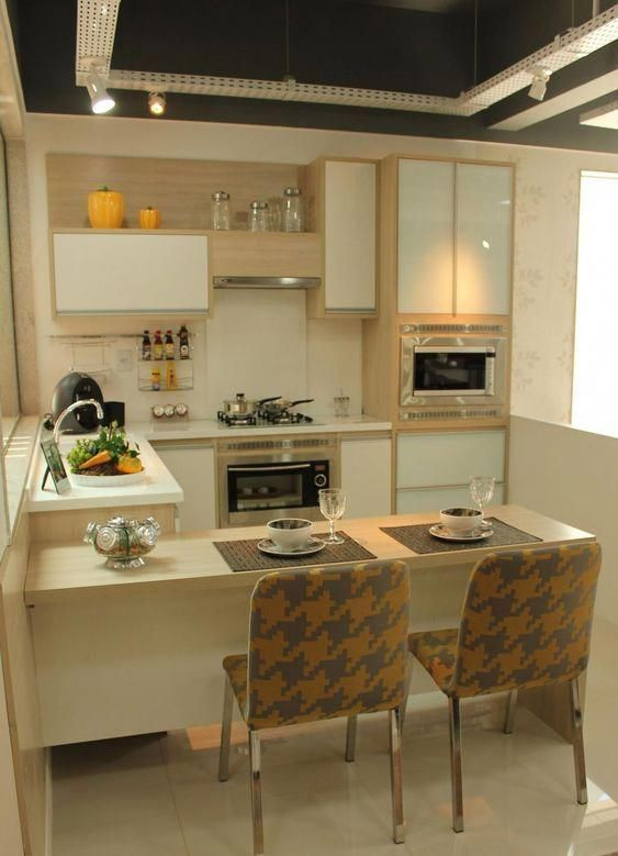 Best Nice 20 Adorable Small Kitchen Design Decor Ideas 400 x 300