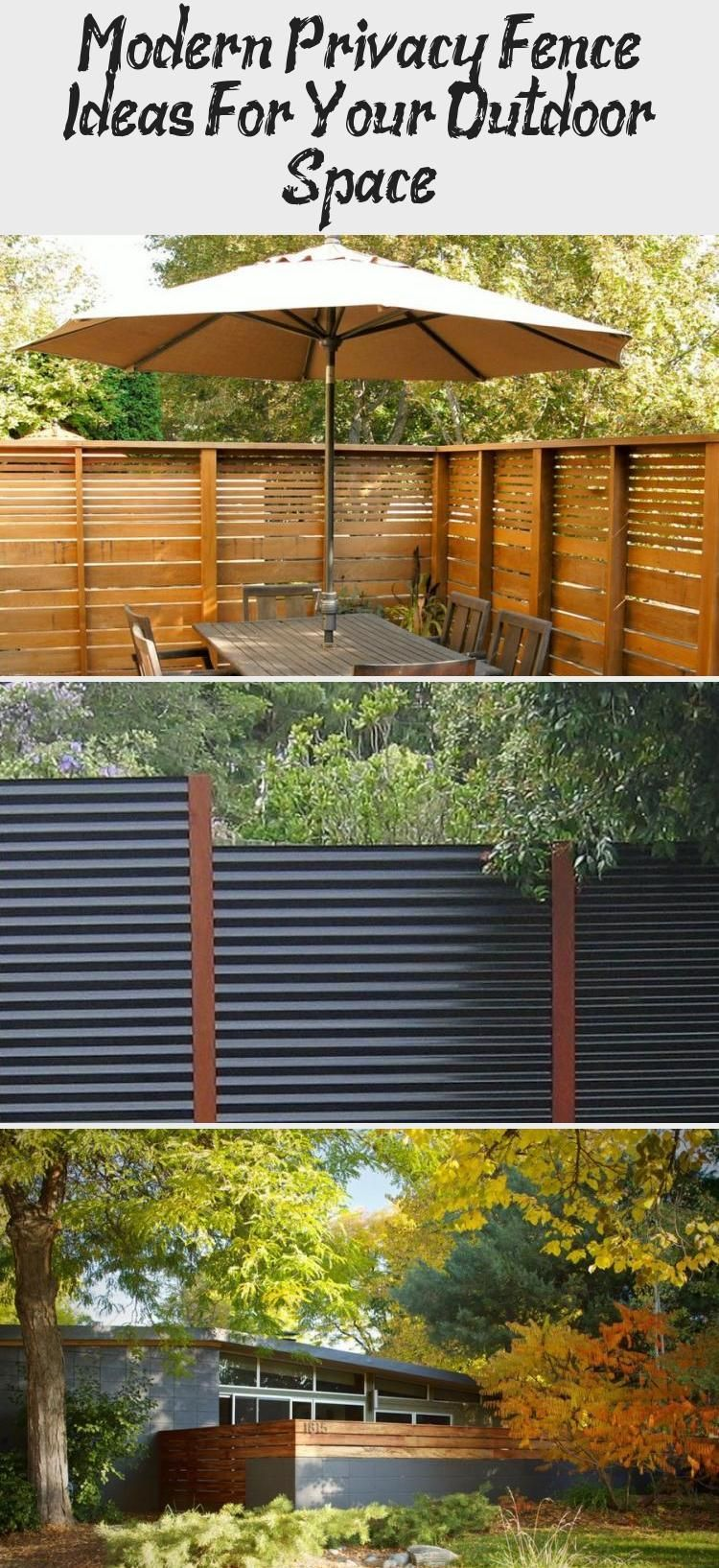 Corrugated Metal Privacy Fence Zaunrost Zaunschwarz Gabionenzaun Zaunsichtsc Corrugated Fen In 2020 Privacy Fence Designs Natural Privacy Fences Privacy Plants