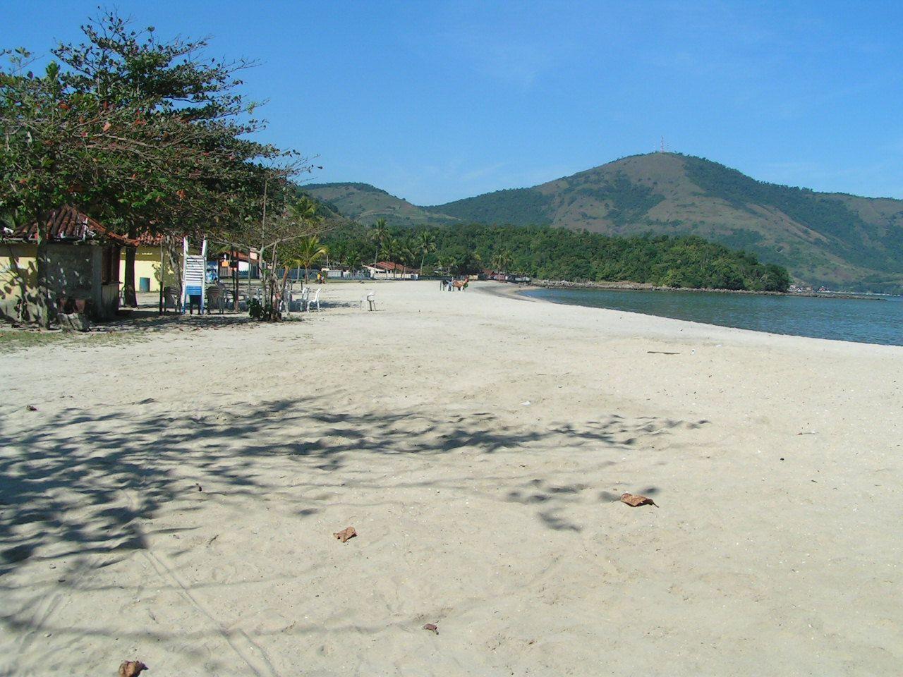 The beach at Jacuacanga Angra dos Reis Brasil where I grew up.