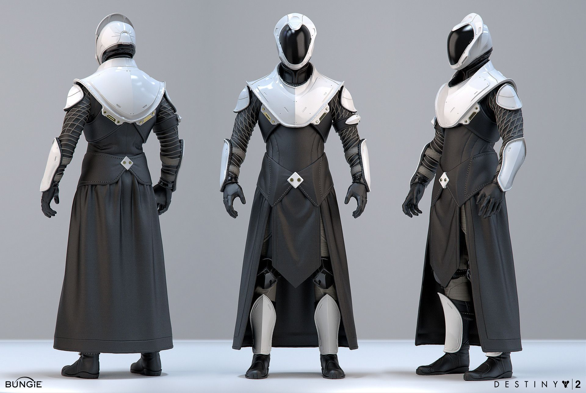 The Art Of Bungie S Destiny 2 Destiny Cosplay Jedi Armor