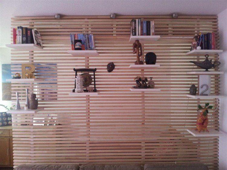 Tête de lit Ikea Mandal- aperçu et utilisations alternatives - küchen unterschrank ikea