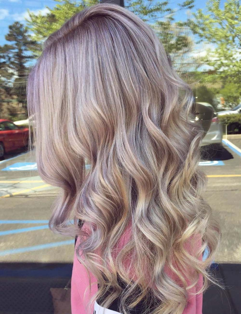 Gorgeous Dusty Rose Hair Color Shades To Try In 2019 Cleverstyling Dusty Rose Hair Hair Color Shades Hair Color