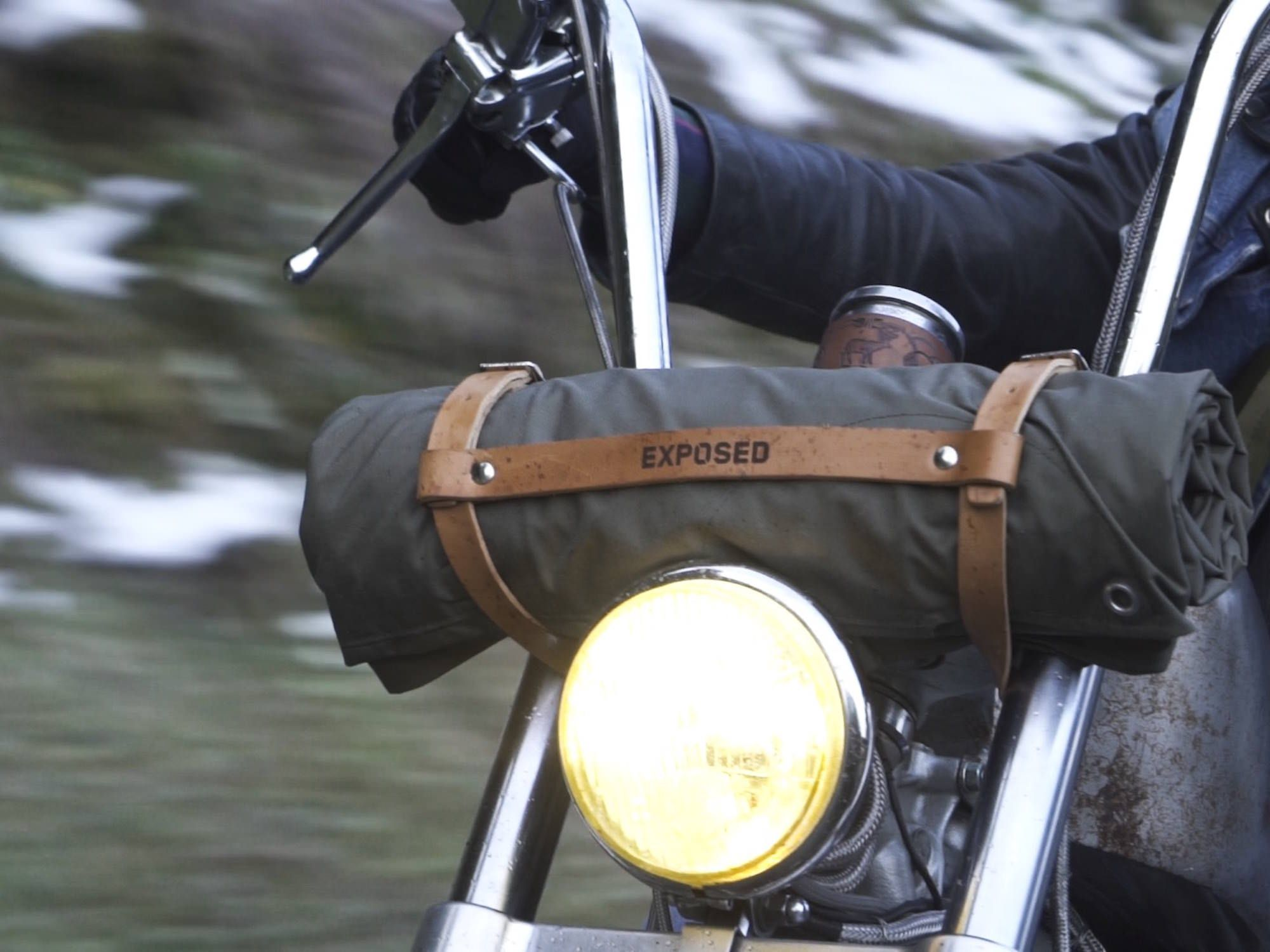 Motorcycle Bivouac & Motorcycle Bivouac | Tents Bobbers and Bobber chopper