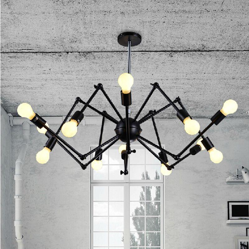 retro lighting pendants. Vintage Pendant Lights Iron Loft Lamps Nordic Retro Light Industrial Style Cage Lamp Restaurant Lighting Pendants G