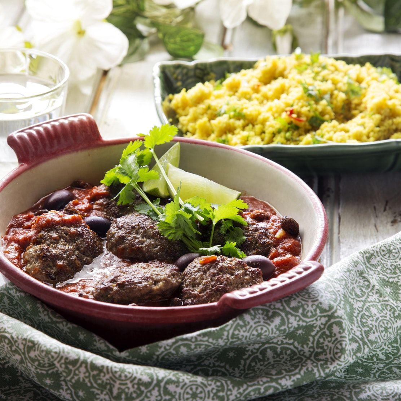 kryddiga köttfärsbiffar recept