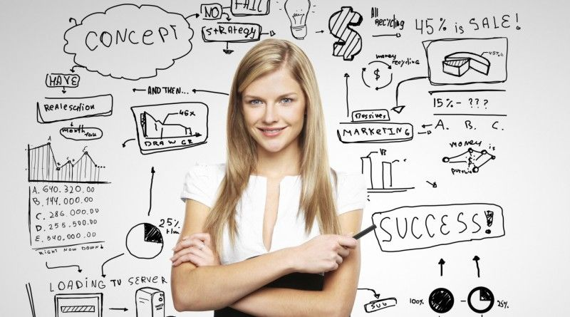 REASONS WHY INDIA NEEDS WOMEN ENTREPRENEURS Successful