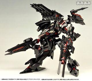 MECHA GUY: V.I. Series Armored Core LAYEONARD 03-AALIYAH UNSUNG
