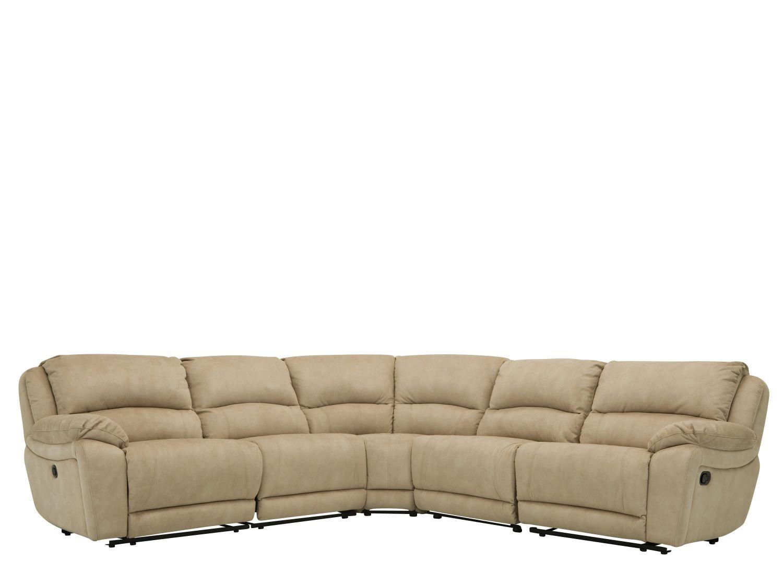 Mackenzie Sofa Tullio Table By Ashley Furniture Cindy Crawford 5 Pc Microfiber Reclining