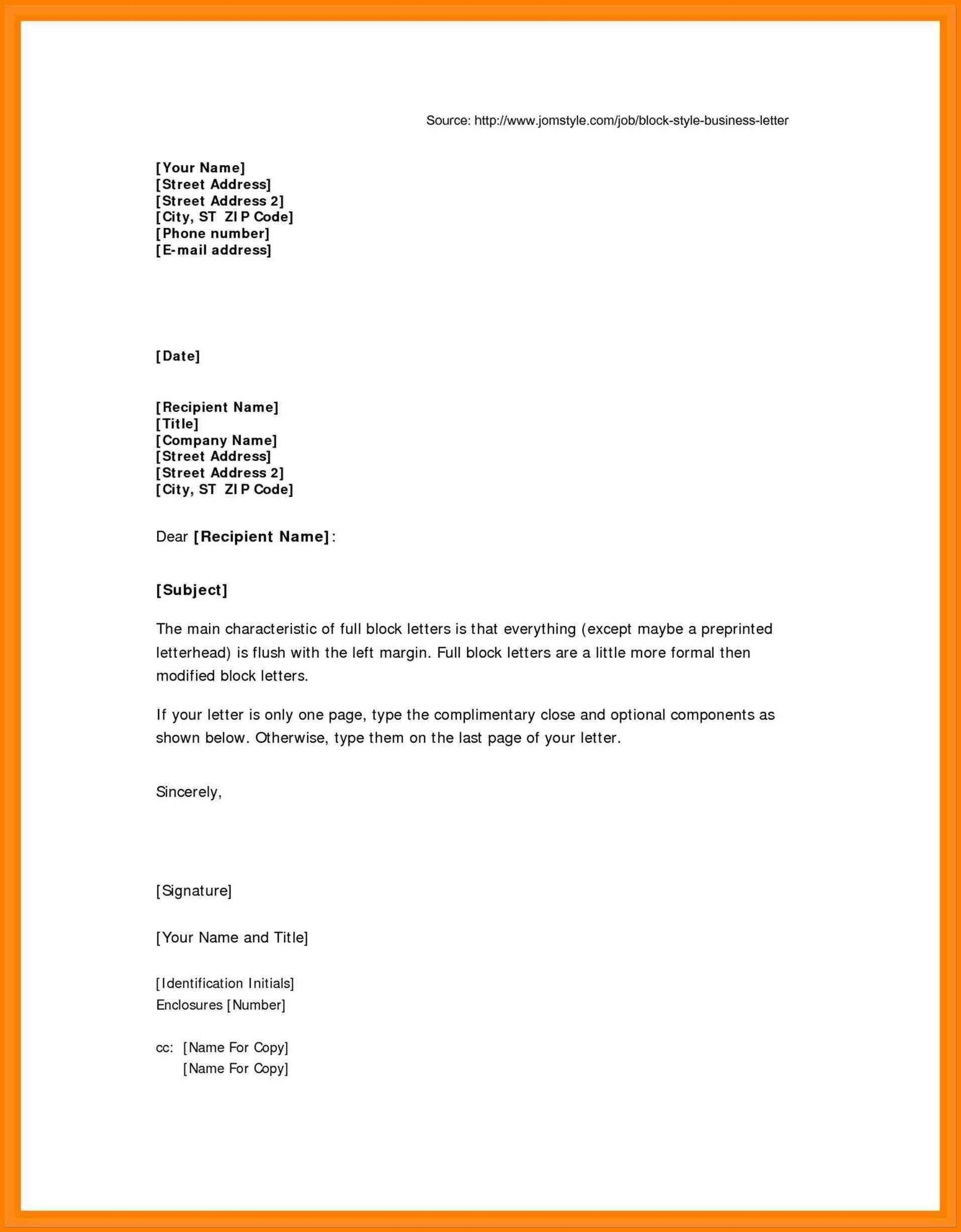 You Can See This Valid Letter Writing Enclosures And Cc At Https Www Valuexweb Com 2017 12 02 Letter W Letter Format Business Letter Business Letter Template