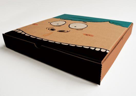 35 Creative Pizza Packaging Design Ideas - Jayce-o-Yesta ...