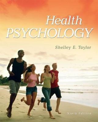 Remabook On Twitter Health Psychology Psychology Textbook Psychology