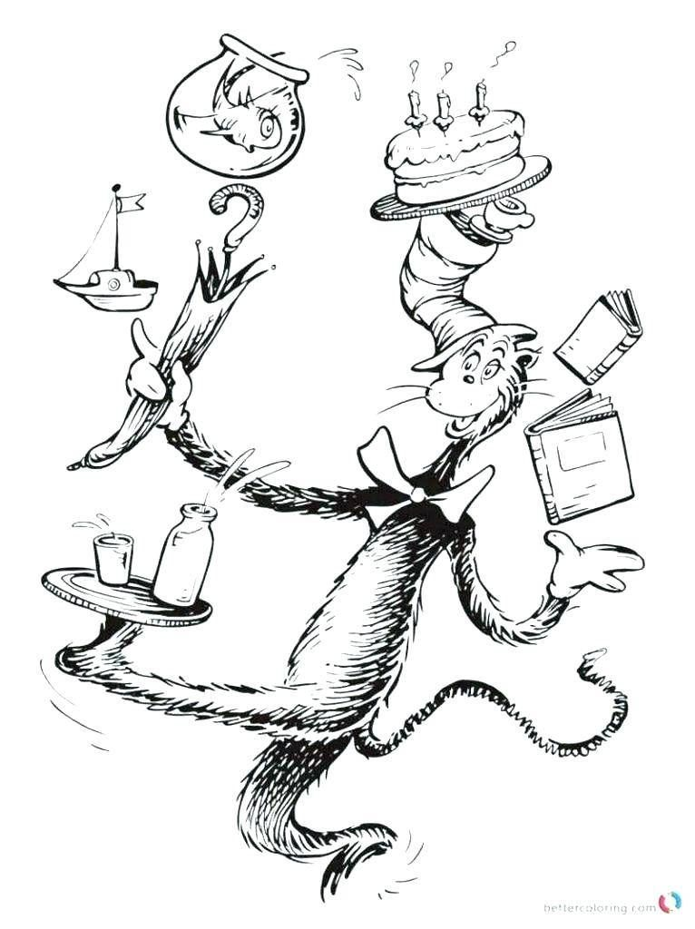Free Dr Seuss Coloring Pages Pdf Free Coloring Pages Dr
