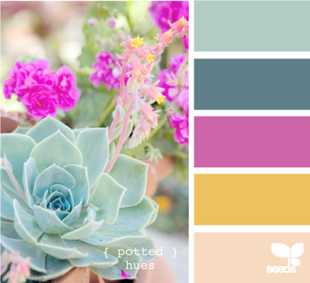 Color Wander | Hue color, Color themes and ModCloth