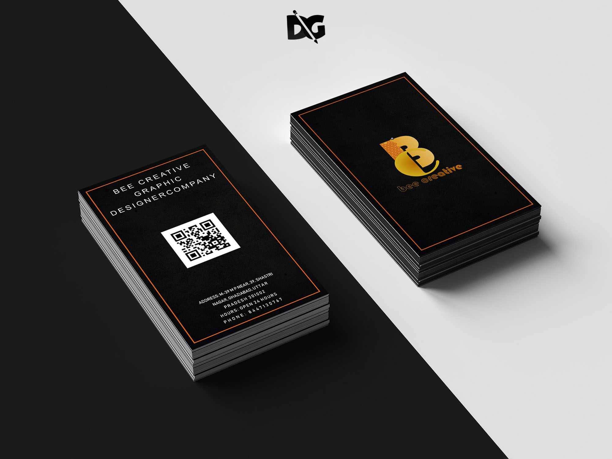 Free Flat Business Card Mockup Business card mock up