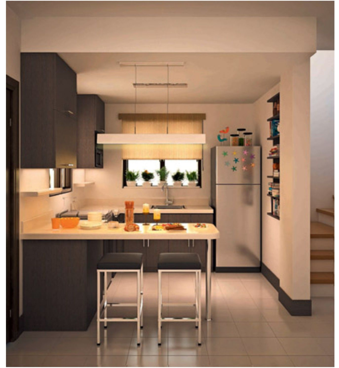5 Tips On Build Small Kitchen Remodeling Ideas On A Budget: Pin By RJ On Condo Ideas Etc