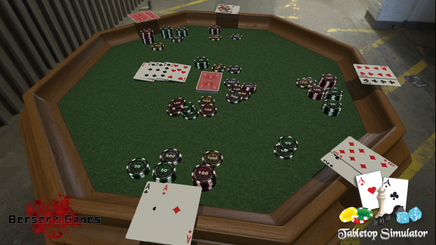 Tabletop Simulator tabletop sandbox game with